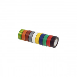 Rubans isolants KS TOOLS - 10 m - 10 pcs - 141.6010