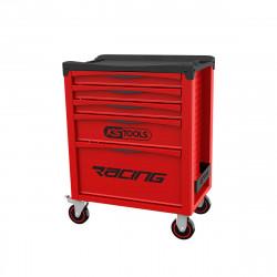 Servante KS TOOLS Racing - Rouge - 5 tiroirs - 855.0005