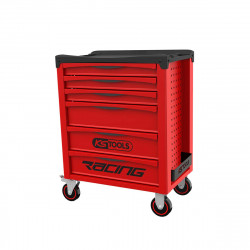 Servante KS TOOLS Racing - Rouge - 6 tiroirs - 855.0006