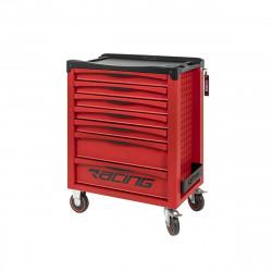 Servante KS TOOLS Racing - Rouge - 7 tiroirs - 855.0007