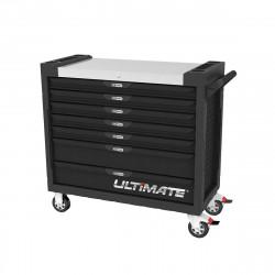 Servante XL KS TOOLS Ultimate - Noir - 7 tiroirs - 825.0007