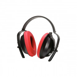 Casque KS TOOLS Anti-bruit - Rouge - 19 dB - 310.0130