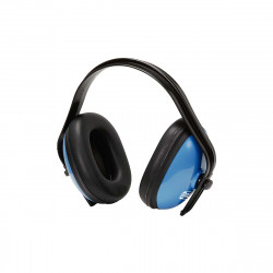 Casque KS TOOLS Anti-bruit - Bleu - 25 dB - 310.0131