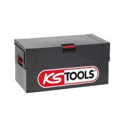 Coffre KS TOOLS - Renforcé - Noir - 999.0550