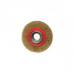 Brosse métallique KS TOOLS - 200 x 20 x 32mm - 500.8464