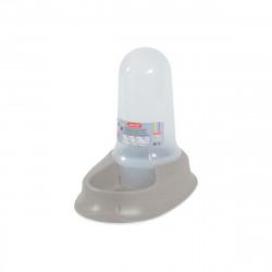 Distributeur à croquettes ZOLUX - 2L - Taupe - 474235TAU