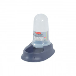 Distributeur à croquettes ZOLUX - 3,5L - Bleu marine - 474236BLM