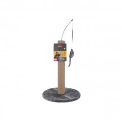 Poteau à griffer ZOLUX - 48cm - Gris - 504048GRI