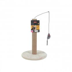 Poteau à griffer ZOLUX - 48cm - Beige - 504048BEI