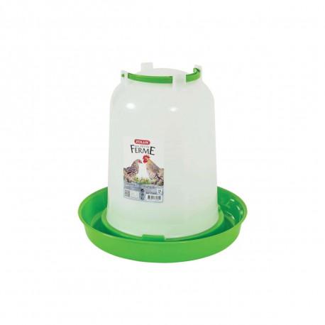 Abreuvoir ZOLUX - Vert - 10 L - 175605