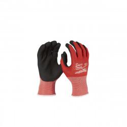 Gants anti-coupure MILWAUKEE Taille XL niveau 1 - 4932471418