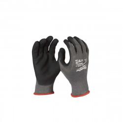 Gants anti-coupure MILWAUKEE Taille M niveau 5 - 4932471424