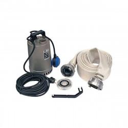 Kit pompage de secours 10m eau claire 1 1/4 de pouce - 137609