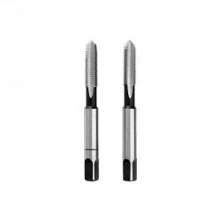 Jeu de tarauds standards FACOM HSS - M7 x 1,0 mm - Ebaucheur-finisseur - 2 pcs - 227.7X100T2
