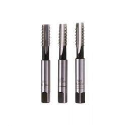 Jeu de tarauds standards FACOM HSS - M14 x 2,00 mm - Ebaucheur-intermédiaire-finisseur - 3 pcs - 227.14X200T3