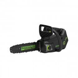 Elagueuse Brushless GREENWORKS 40V - 25 cm - Sans batterie ni chargeur - GD40TCS