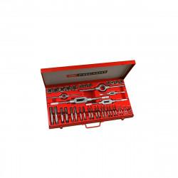 Coffret de tarauds, filières et porte-outils FACOM - 41 pcs - 221.227JS2
