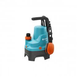 Pompe d'évacuation GARDENA - Pour eaux chargées - 300W - 7000 l/h - 1665-20
