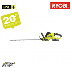 Taille haies hybride RYOBI 18V One+ - 1 batterie 2.5 Ah - 1 chargeur RHT1850H25HS