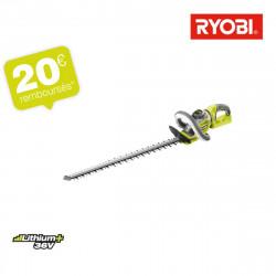 Taille-haies RYOBI 36 V sans batterie ni chargeur RHT36B60R