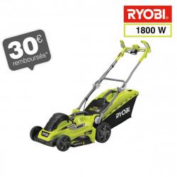 Tondeuse électrique RYOBI 1800 W coupe 40cm RLM18E40H
