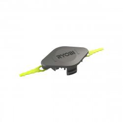 Tête double lames dentelées RYOBI pour coupe bordure électrique RAC157