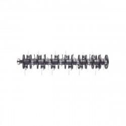 Rouleau aérateur à griffes RYOBI 35 cm - pour scarificateur sur batterie RACC821
