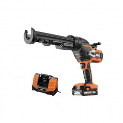 Pistolet à silicone AEG 18V - 1 batterie 2.0Ah - 1 chargeur BKP18C-310-LI-201B