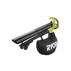 Souffleur aspiro-broyeur RYOBI 18V LithiumPlus OnePlus Brushless - Sans batterie ni chargeur OBV18