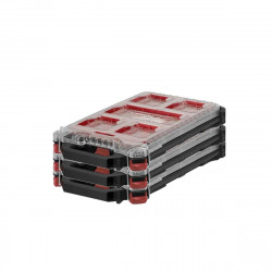 Pack MILWAUKEE PACKOUT 3 Organiseurs Compact slim