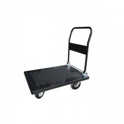 Chariot avec dossier rabattable 300 KG - 90x60x103 cm