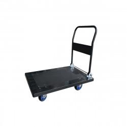 Chariot avec dossier rabattable 500 KG - 90x60x103 cm