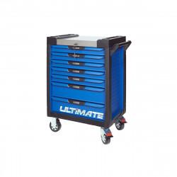 Servante KS TOOLS Ultimate - Bleu - 7 tiroirs - 804.0007