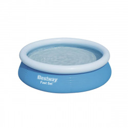 Piscine gonflable ronde - 198x51 cm