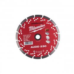 Disque carbure MILWAUKEE 230mm - 4932399826