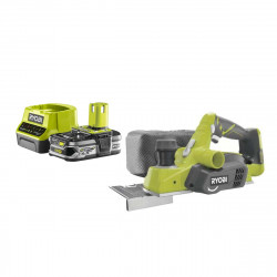 Pack RYOBI Rabot18V 82mm OnePlus R18PL-0 - 1 Batterie 2.5Ah - 1 Chargeur rapide RC18120-125