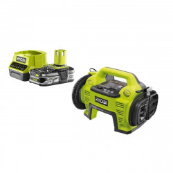 Pack RYOBI Compresseur18V 10.3bars OnePlus R18I-0 - 1 Batterie 2.5Ah - 1 Chargeur rapide RC18120-125