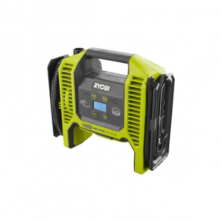 Gonfleur compresseur RYOBI 18V Sans batterie ni chargeur R18MI-0