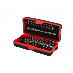 Coffret de 28 embouts de vissage KS TOOLS 1/4'' à code couleur TORSIONpower - 918.3015