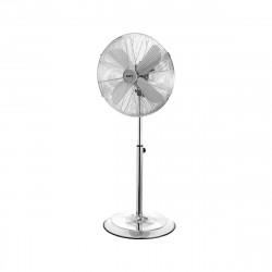 Ventilateur sur pied 45W - 40cm - Blanc 33500