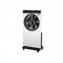 Ventilateur Nébuliseur 80W - 30cm - Blanc et noir 33515
