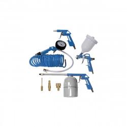 Ensemble de 8 accessoires SCHEPPACH à air comprimé - 7906100723