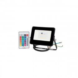 Projecteur Led EDM RGB 10W 806 Lumens - Noir