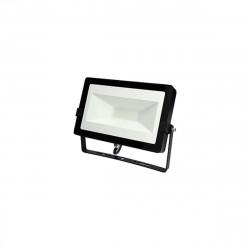 Projecteur Led EDM Lumière froide 6400K - 50W 3000 Lumens - Noir