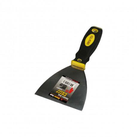 Couteau de peinture en Caoutchouc 100 mm