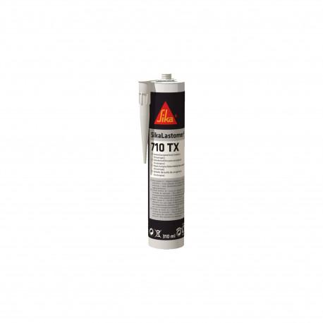 Colle mastic butyle - SIKALastomer 710TX- Blanc - 310 ml