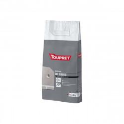 Plâtre de paris TOUPRET - Poudre - 4Kg - BCPLA04
