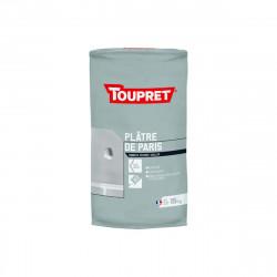 Plâtre de paris TOUPRET - Poudre - 15Kg - BCPLA15