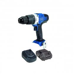 Pack SCHEPPACH Perforateur sans fil 20V CCD45-20ProS- 1 Batterie 2.0Ah - 1 Chargeur rapide