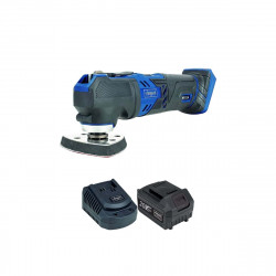 Pack SCHEPPACH Outil multifonctions sans fil 20V CMT200-20ProS - 1 Batterie 4.0Ah - 1 Chargeur rapide